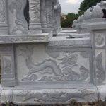 Ý nghĩa của các hoa văn trên mộ đá