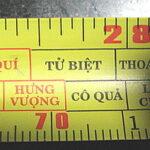 Giới thiệu về thước lỗ ban